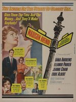 Madison Avenue movie poster (1962) picture MOV_aee94b13