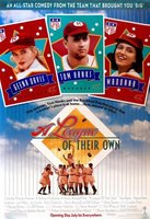 A League of Their Own movie poster (1992) picture MOV_9beff120
