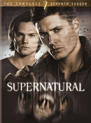 Supernatural movie poster (2005) poster MOV_9bf2d839
