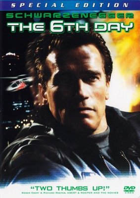 The 6th Day movie poster (2000) poster MOV_9bf4e9c9