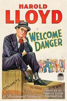 Welcome Danger movie poster (1929) picture MOV_9bf8763d