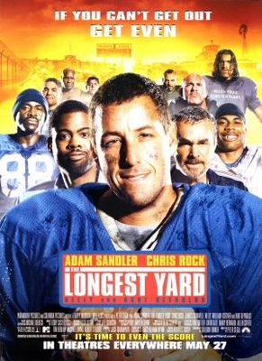 The Longest Yard movie poster (2005) poster MOV_9bfb0adc