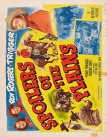 Spoilers of the Plains movie poster (1951) picture MOV_9bfb6c72