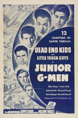 Junior G-Men movie poster (1940) poster MOV_9bfd0451