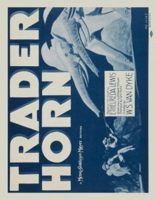 Trader Horn movie poster (1931) poster MOV_9bfeda91