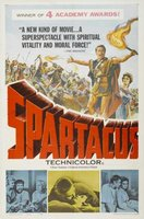 Spartacus movie poster (1960) picture MOV_9c00de34