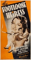 The Footloose Heiress movie poster (1937) picture MOV_9c04437d