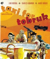 Un taxi pour Tobrouk movie poster (1960) picture MOV_9c046f03