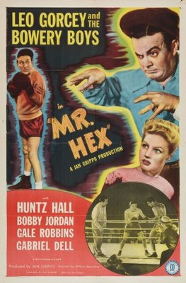 Mr. Hex movie poster (1946) poster MOV_9c070561