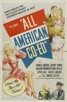 All-American Co-Ed movie poster (1941) picture MOV_9c0975dc