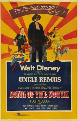 Song of the South movie poster (1946) poster MOV_9c0ac059