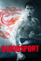 Bloodsport movie poster (1988) picture MOV_9c0xv08p