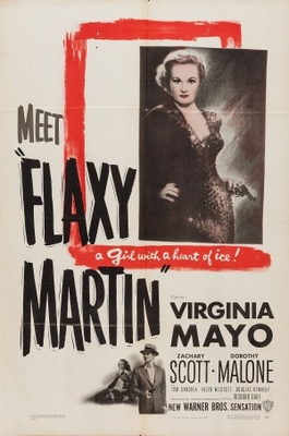 Flaxy Martin movie poster (1949) poster MOV_9c13023b