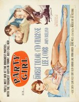 Party Girl movie poster (1958) picture MOV_9c19d60d