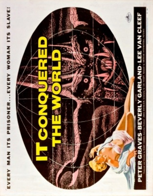 It Conquered the World movie poster (1956) poster MOV_9c2c8771