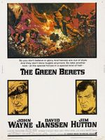 The Green Berets movie poster (1968) picture MOV_9c2cc88c