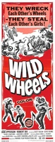 Wild Wheels movie poster (1969) picture MOV_9c2cc969