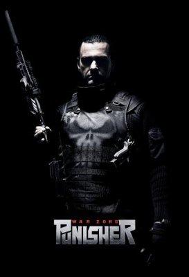 Punisher: War Zone movie poster (2008) poster MOV_9c3c9299