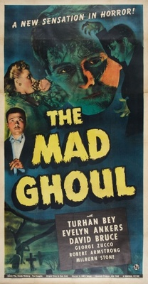 The Mad Ghoul movie poster (1943) poster MOV_9c411083