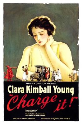 Charge It movie poster (1921) poster MOV_9c4cecdf