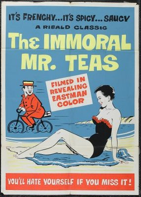 The Immoral Mr. Teas movie poster (1959) poster MOV_9c4e1dda