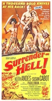 Surrender - Hell! movie poster (1959) picture MOV_9c5673be