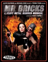 Mr. Bricks: A Heavy Metal Murder Musical movie poster (2011) picture MOV_9c5a6ac6
