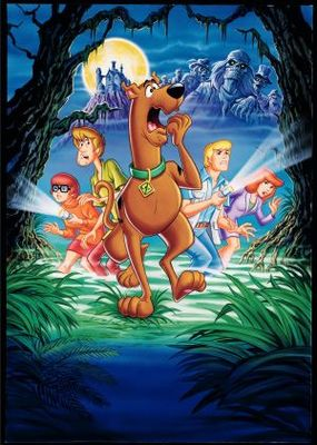 Scooby-Doo on Zombie Island movie poster (1998) poster MOV_9c5bd26f