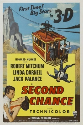 Second Chance movie poster (1953) poster MOV_9c61da18