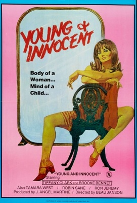Wild Innocents movie poster (1981) poster MOV_9c66913f