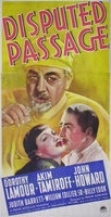 Disputed Passage movie poster (1939) picture MOV_9c6a32ac