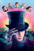 Charlie and the Chocolate Factory movie poster (2005) picture MOV_9c6c99b9
