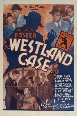 The Westland Case movie poster (1937) poster MOV_9c75ef10