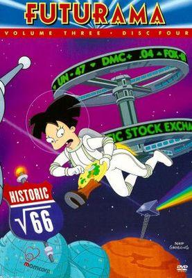 Futurama movie poster (1999) poster MOV_9c82cc1f