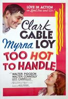 Too Hot to Handle movie poster (1938) picture MOV_9c8769cc