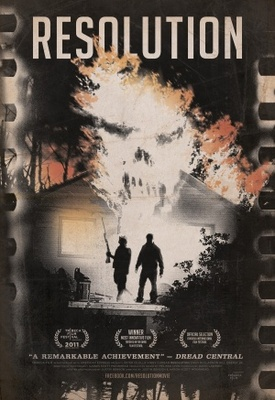 Resolution movie poster (2012) poster MOV_9c8de7b8