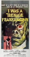 I Was a Teenage Frankenstein movie poster (1957) picture MOV_9c8ee630
