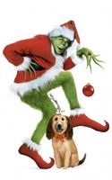 How the Grinch Stole Christmas movie poster (2000) picture MOV_9c9203a4