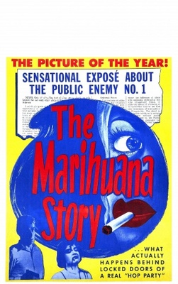 Marihuana movie poster (1950) poster MOV_9c950967