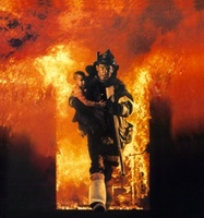 Backdraft movie poster (1991) picture MOV_9c984ebd