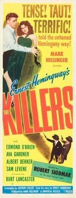 The Killers movie poster (1946) poster MOV_9c9d418e