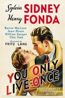 You Only Live Once movie poster (1937) picture MOV_9c9da8a7