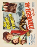 Trigger, Jr. movie poster (1950) picture MOV_9ca28d27