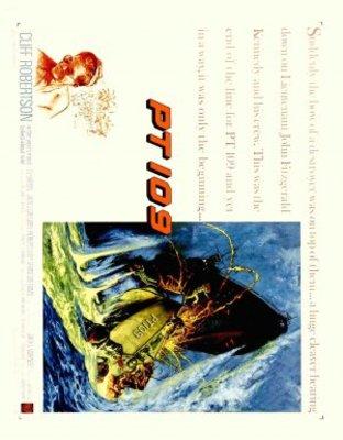 PT 109 movie poster (1963) poster MOV_9ca55abb
