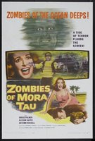 Zombies of Mora Tau movie poster (1957) picture MOV_9cab41f7