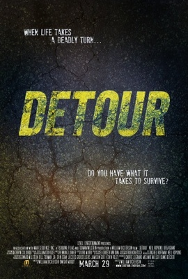 Detour movie poster (2013) poster MOV_9cae5988