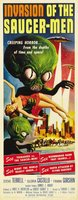 Invasion of the Saucer Men movie poster (1957) picture MOV_9caeeda3