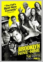 Brooklyn Nine-Nine movie poster (2013) picture MOV_9cafe579