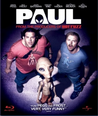 Paul movie poster (2011) poster MOV_9cb3aa6e