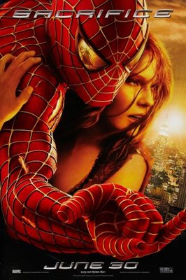 Spider-Man 2 movie poster (2004) poster MOV_9cbeff8c